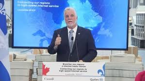 Quebec invests millions in high-speed internet in the regions