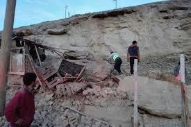 At least nine dead in an earthquake in Peru