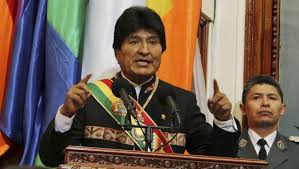 Bolivia decides whether to give Morales a fourth term